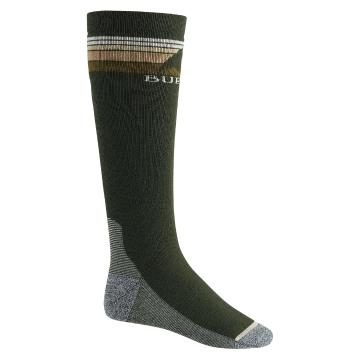 Burton Men's Emblem Mid Weight Socks - Forest Night