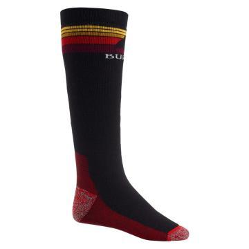 Burton 2019 Mens Emblem Midweight Socks - True Black