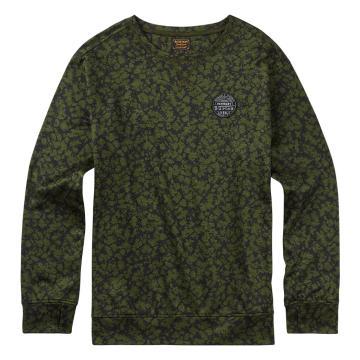 Burton 2017 Men's Oak Crew Sweatshirt