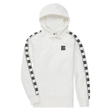 Burton Women's Lost Things Pullover - Stout White