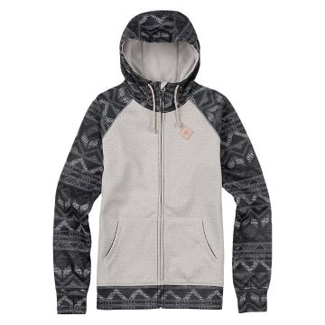Burton 2017 Women's Scoop Full Zip Hoodie