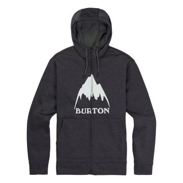 Burton 2018 Men's Oak Full-Zip Hoodie