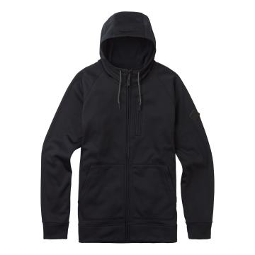 Burton 2018 Men's Crown Bonded Full-Zip Hoodie