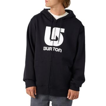 Burton 2016 Men's Logo Vertical Full Zip Hoodie