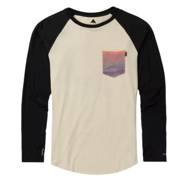 Burton 2018 Men's Roadie Tech Long Sleeve Tee