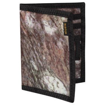 Burton Passport Folio - Moss Camo