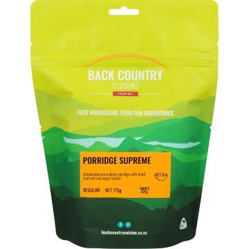 Back Country Cuisine Porridge Supreme - Regular