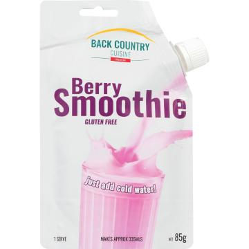 Back Country Cuisine Berry Smoothie 85Gm