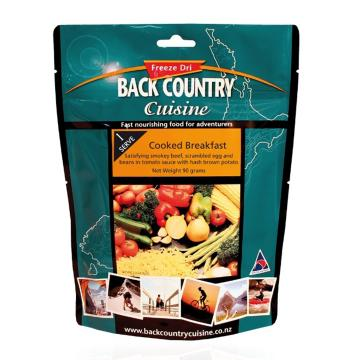 Back Country Cuisine Yoghurt and Muesli 175gm - Regular