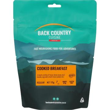 Back Country Cuisine Cooked Breakfast 175gm - Regular