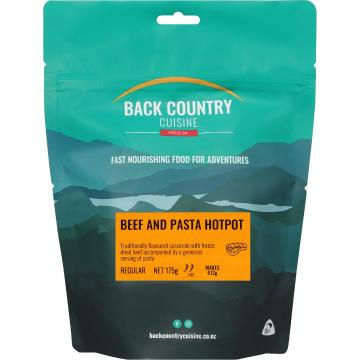 Back Country Cuisine Cuisine Meals - Beef and Pasta Hotpot