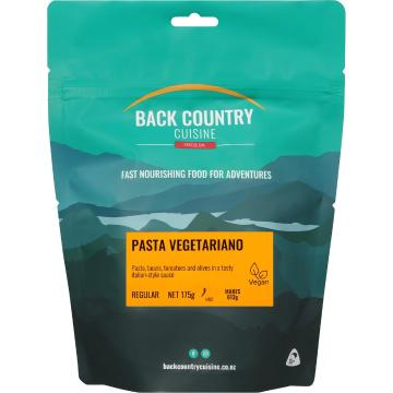 Back Country Cuisine Cuisine Meals - 2 Serve - Pasta Vegetariano