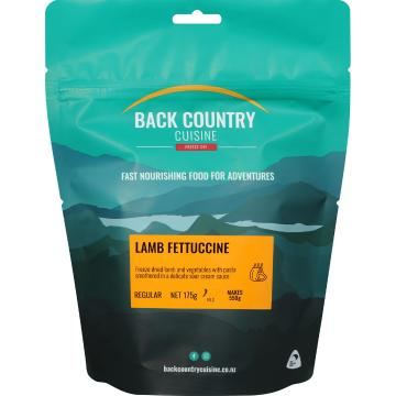 Back Country Cuisine Cuisine Meals - 2 Serve - Lamb Fettuccine