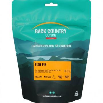 Back Country Cuisine Cuisine Meals - 2 Serve - Smoked Fish Pie