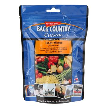 Back Country Cuisine Meal Compliments - Beef Mince