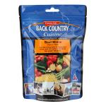 Back Country Cuisine Meal Compliments