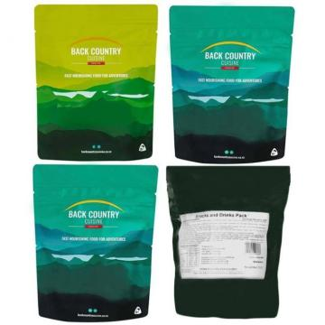 Back Country Cuisine Ration Pack - Adventure Ration Pack