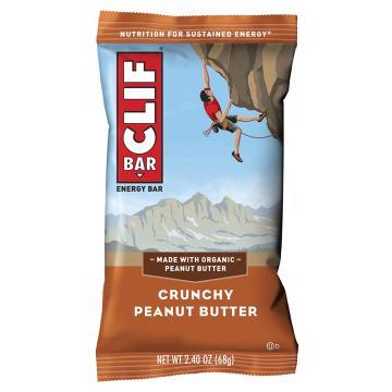 Energy Clif Energy Bar 68g - Crunchy Peanut Butter