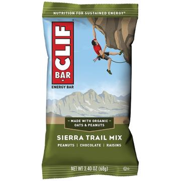 Energy Clif Energy Bar 68g - Sierra Trail Mix