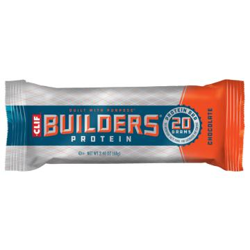 Energy Clif Builders Protein Bar - Chocolate - Chocolate