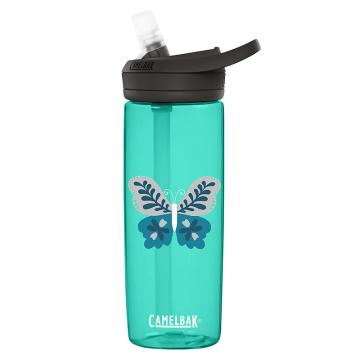 Camelbak eddy+ 0.6L Bottle - Folk Butterfly