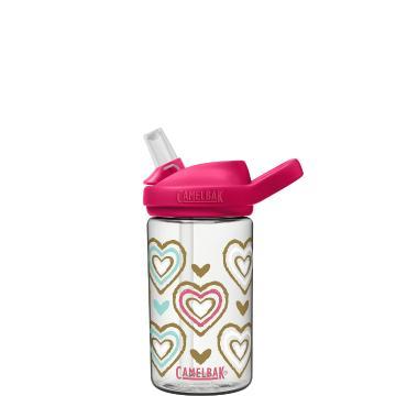 Camelbak eddy+ Kids 0.4L Bottle - Hearts