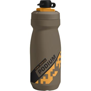Camelbak Podium Dirt Series Bottle .62L - Shadow Grey/Sulphur