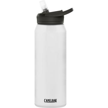 Camelbak eddy+ Vacuum Stainless Bottle 1L - White