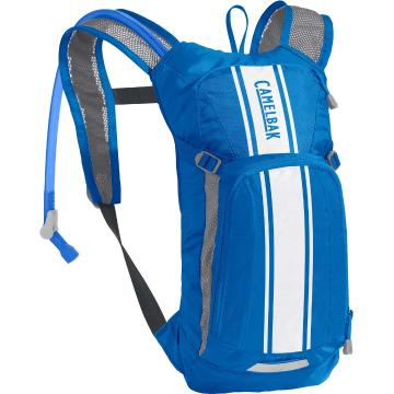 Camelbak Mini M.U.L.E. 50 oz - Lapis Blue/White Stripe