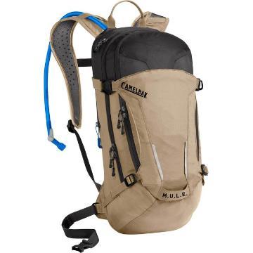 Camelbak M.U.L.E. 100 oz Hydration Pack - Kelp/Black