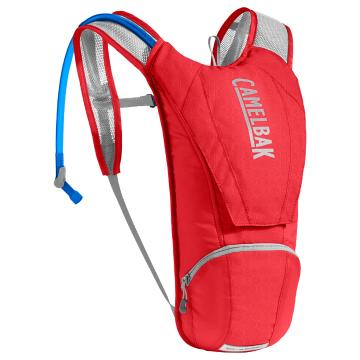Camelbak Classic Hydration Pack with 2.5L Crux Reservoir - Racing Red/Silver