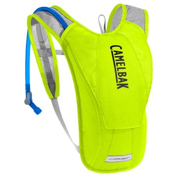Camelbak HydroBak Hydration Pack with 1.5L Crux Reservoir - Lime Punch/Silver