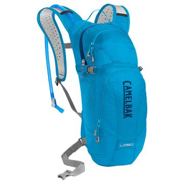 Camelbak Lobo Hydration Pack with 3L Crux Reservoir - Atomic Blue/Pitch Blue