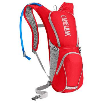 Camelbak Ratchet Hydration Pack - 3L - Racing Red/Silver