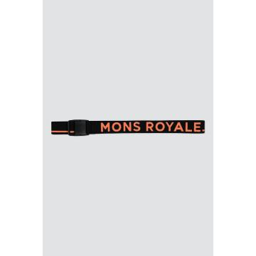 Mons Royale Mons Belt Pip - Black/Neon