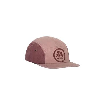 Mons Royale Unisex Beattie 5 Panel Cap - Pink Clay