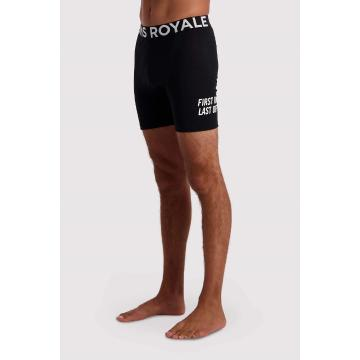 Mons Royale Men's Hold 'em Boxers - Black