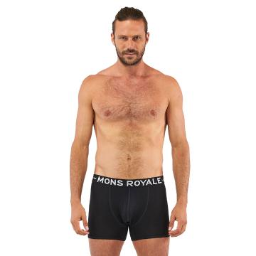 Mons Royale Mens Hold 'em Shorty Boxer