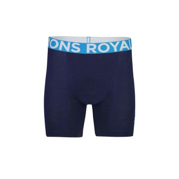 Mons Royale Mens Hold 'em Boxer - Navy