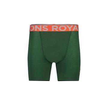Mons Royale Men's Hold 'em Boxers - Pine