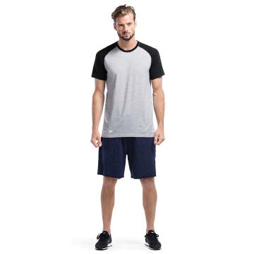 Mons Royale Men's Merino Temple Tech Tee