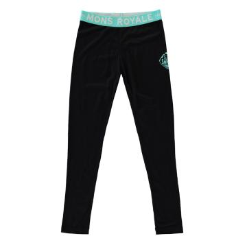 Mons Royale Girl's Merino Groms Leggings