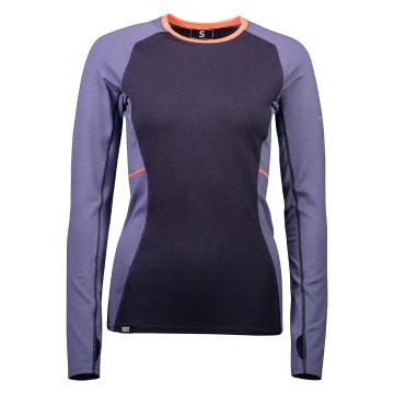 Mons Royale Women's Olympus 3.0 Long Sleeve Top