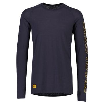 Mons Royale Men's Temple Tech Long Sleeve Base Layer - 9 Iron