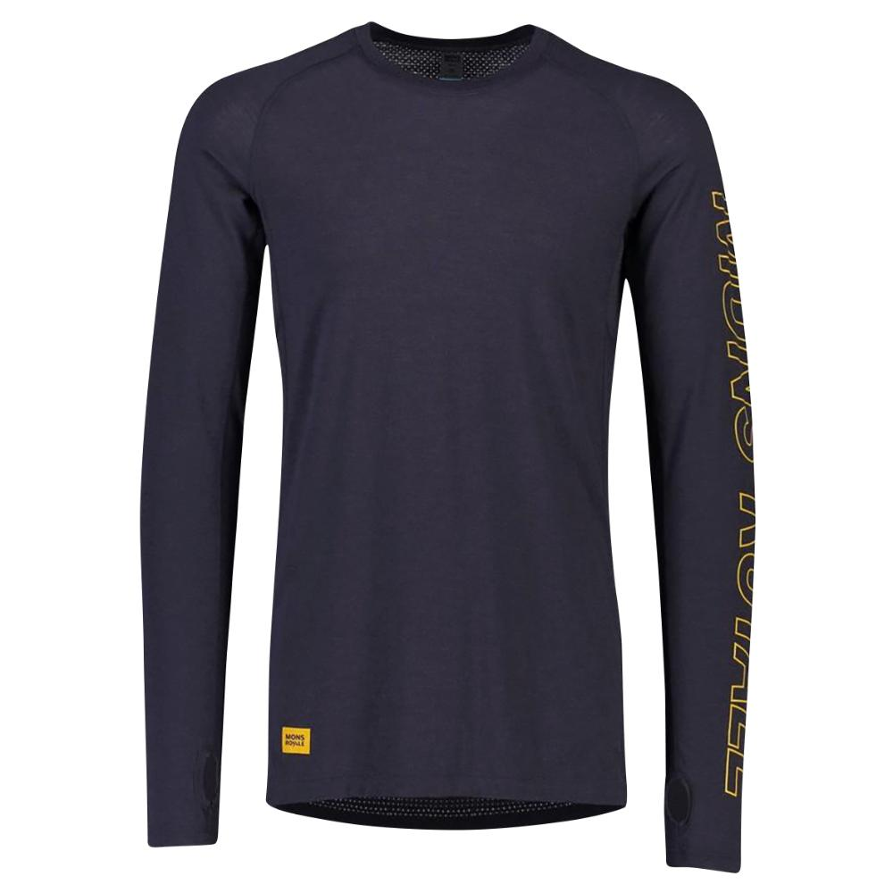 Men's Temple Tech Long Sleeve Base Layer