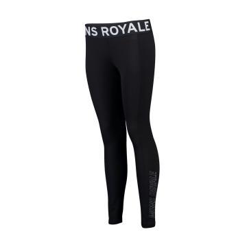 Mons Royale Women's XYNZ Leggings - Black