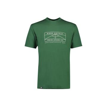 Mons Royale Men's ICON T-Shirt - Pine