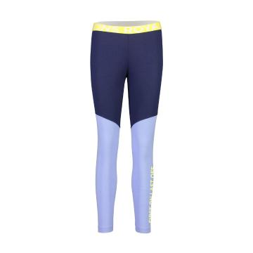 Mons Royale Women's Christy Leggings - Navy/BlueFog