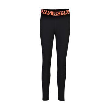 Mons Royale Women's Olympus 3.0 Legging - Black