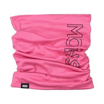 Mons Royale Unisex Double Up Neckwarmer - Pink
